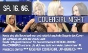  Covergirl Night@Nachtwerft
