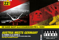 AUSTRIA meets GERMANY@Arena Tirol