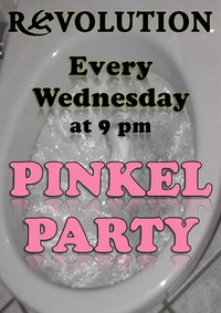 Pinkel Party@Revolution