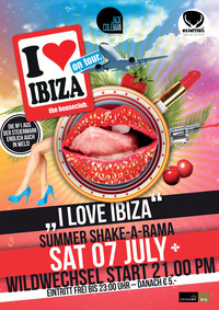 I LOVE IBIZA - on tour