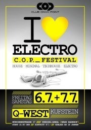 COP_I Love Electro Festival