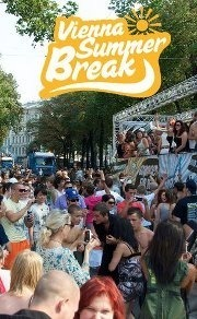 Streetparade @ Summerbreak Vienna 2012