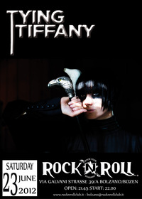 Tying Tiffany (alternative/elletronics - It) + Support (bz) + Dj Rocknrollradio