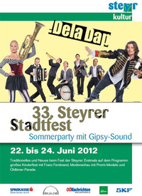 33. Steyrer Stadtfest