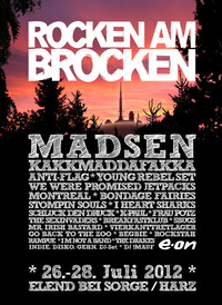 Rocken am Brocken Festival