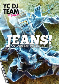 YC DJ Team & Friends  - Jeans!