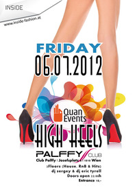 High Heels @ Palffy
