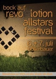 Bock auf Revo-lotion Allstars Festival