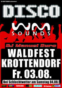 WM-Sounds Waldfest