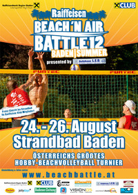 Raiffeisen Beach'n Air Battle Summer presented by Autohaus Volvo L.E.B.