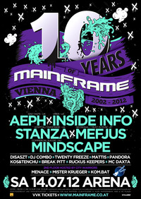 10 Jahre Mainframe