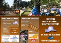 Country Music Festival 2012 - Traunstein