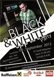 Black & White Party 2012