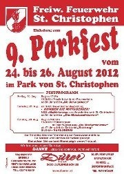 Parkfest St. Christophen