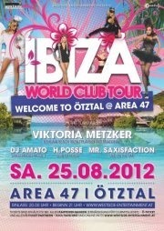 IBIZA CLUBWORLD TOUR
