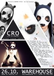 Cro: RAOP Tour 2012