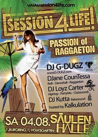 Session 4 Life - Passion of Reggaeton