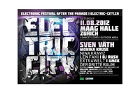 Electric city@Maag Halle
