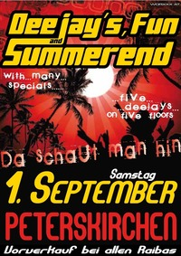 DJs Fun and Summerend