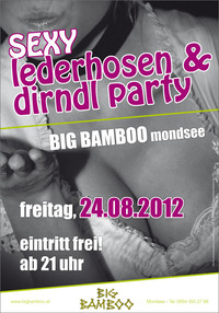 Lederhosen & Dirndl Party