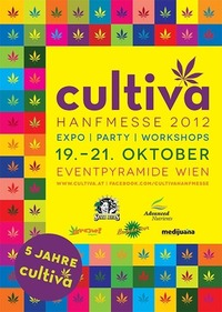 Cultiva Hanfmesse 2012 - Tag 3