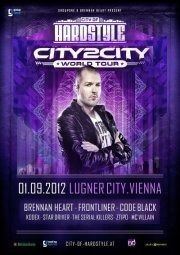 City of Hardstyle - City2City WorldTour