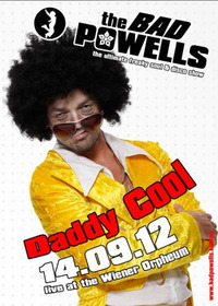 The Bad Powells - Daddy Cool