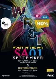 Worst of the 90s & electronic special