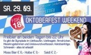 Oktoberfest Weekend (FSK 18)