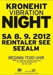 Kronehit Seefest / Rheinthaler See