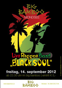 Blacksoul - Live Reggae Band