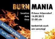 Burnmania