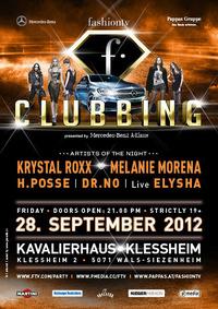 Fashion TV Clubbing presented by Mercedes-Benz A-Klasse