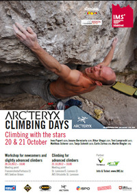 Arc'teryx Climbing Days (Anfnger)
