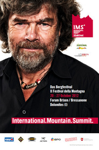 IMS Congress Architektur und Berge