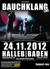 Bauchklang live
