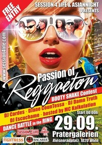 Passion of Reggaeton - Free Entry 4 Everyone