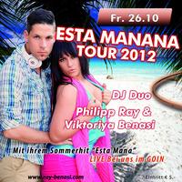 Esta Manana Tour 2012