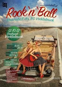 Rock`n`Ball - Maturaball des BG Vöcklabruck