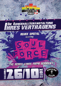 Viennese Vibez Special starring Soulforce (de)