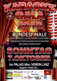 Karaoke Gala 2012