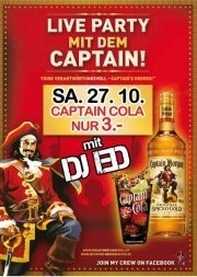 Captain Morgan VS DJ Ed
