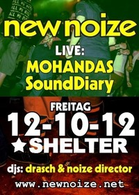 New Noize 91 ft. Mohandas + Sounddiary