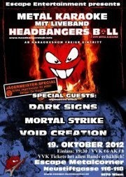 Headbangers Ball - Live Metal Karaoke