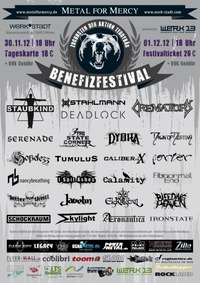 Metal For Mercy - Das Benefizfestival