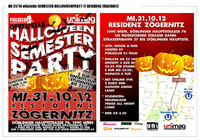 Semester HalloweenParty