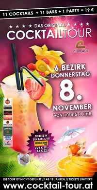 35. Cocktailtour Wien