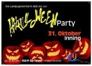 Halloween Party der LJ Hürm