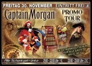 Captain Morgan Promo Tour