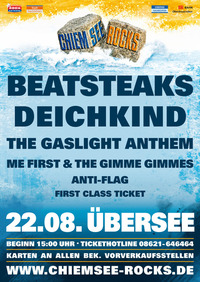 Chiemsee Rocks 2012